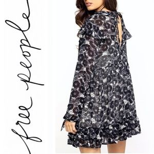 NWT Free People These Dreams Mini Dress
